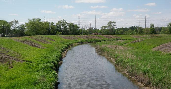 Flood Reduction